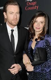 ユアンマクレガーの元嫁イヴマヴラキスと子供クララ・マクレガーが超美人!養子の子は?