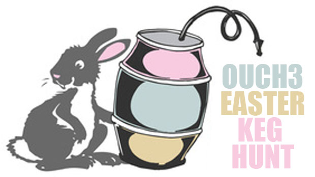 EASTER KEG HUNT – Good Friday, April 19 – Full Moon Hash, too!