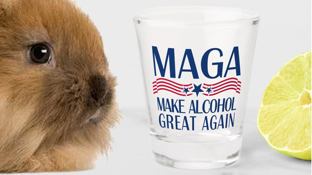 Spank & Blank's #MAGA Hash Run: MAKE ALCOHOL GREAT AGAIN