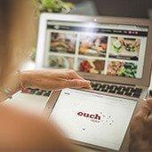 Ouch Digital Website Development