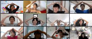 日本おうちワーク協会の定例ミーティング
