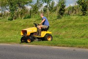 On the road to nowhere.... yes, my lawnmower song lives!!