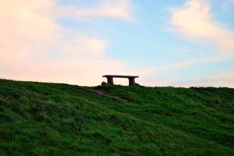 Arklow, Co Wicklow bench by the sea... SIT!!