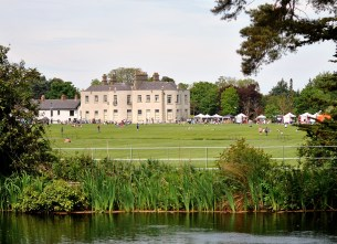 Marlay House, situated in Dublin's Marlay Park