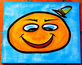 Happy smiley!! Have a great day... and life!! Keep on smiling... its better!!