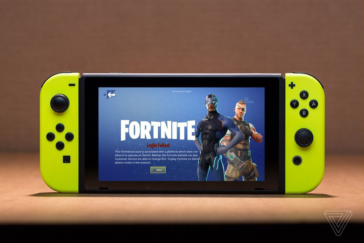 Op Ed Sony Has More Than A Fortnite Problem Ouch That Hertz