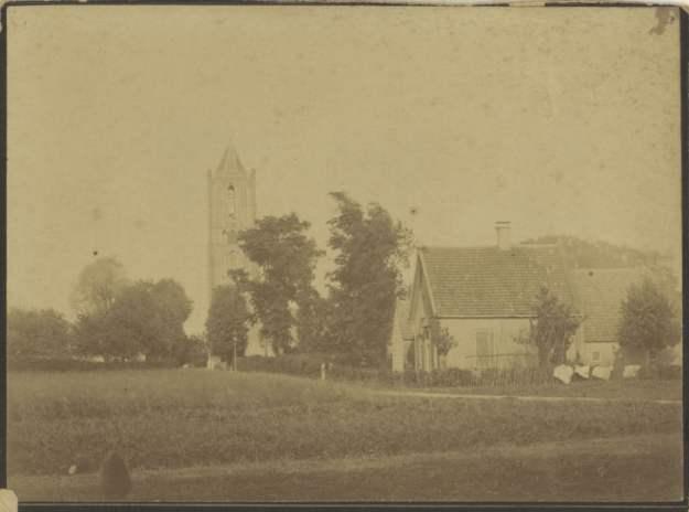 Houten in 1886