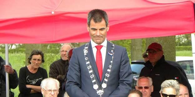 Burgemeester de Jong