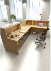 Banque d'accueil - Bureaux