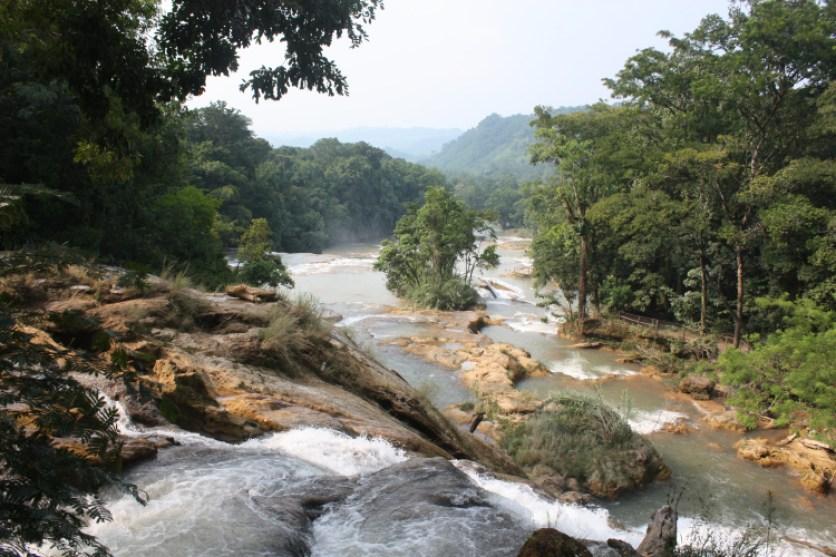 Cascade Chiapas Mexique