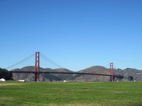 Golden Bridge San Francisco Californie
