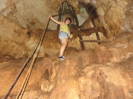 Grotte de los tres ochos Yucatan Mexico
