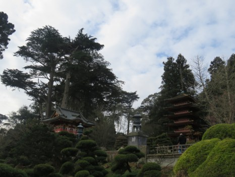 Jardin japonais Golden Gate Park San Francisco