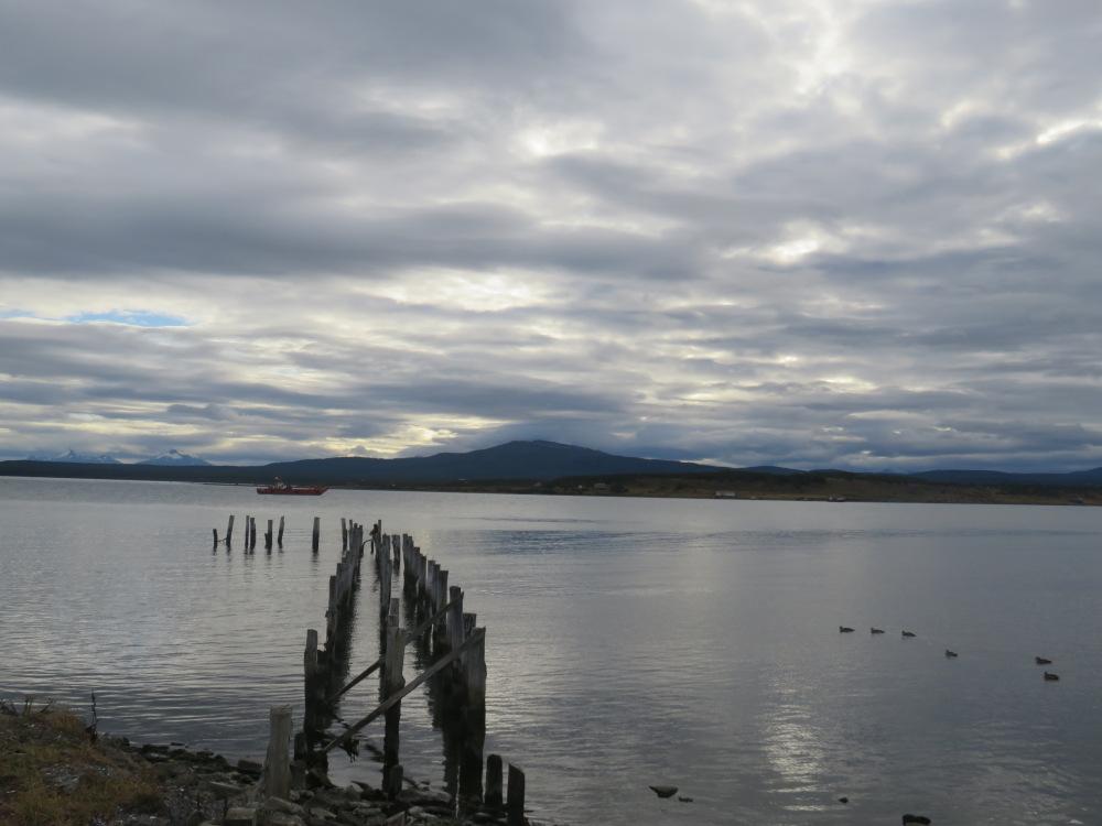 Mer Puertos Natales Patagonie Chili