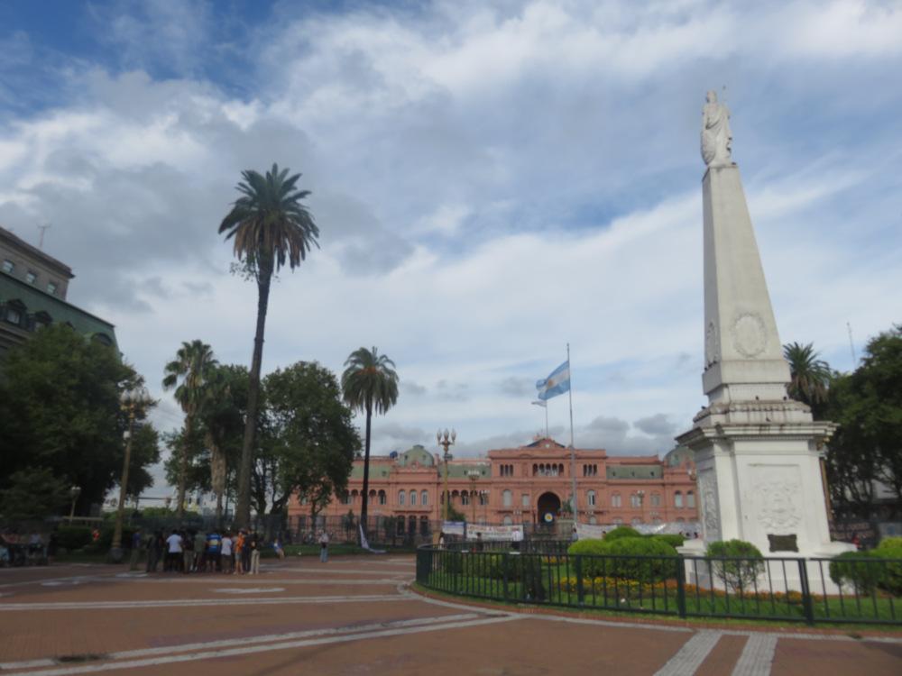 plaza de Mayo Buenos Aires Argentine  Casa rosada