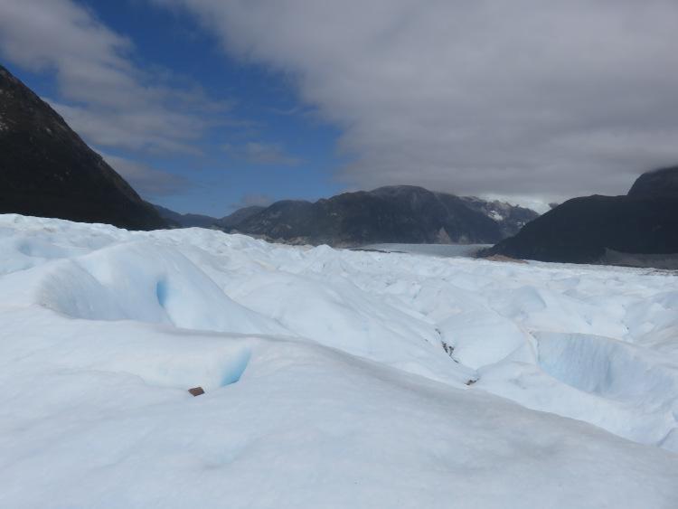 Puerto Rio Tranquilo sur le glacier exploradores Patagonie Carretera Austral Chili