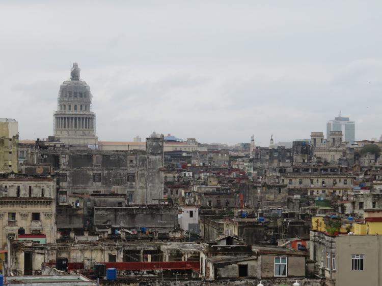 Vue sur la Havane CUba