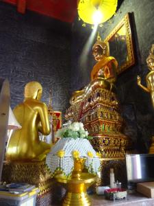 Lucky bouddha Bangkok Thaïlande