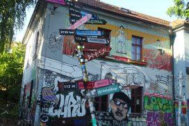 Street Art Squat de Metelkova