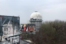 Berlin Teufelsberg exterieur