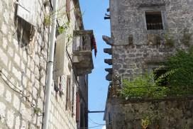 Vieilles pierres maison Perast Montenegro