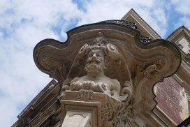 Caen_Villas Belle Époque_sculture
