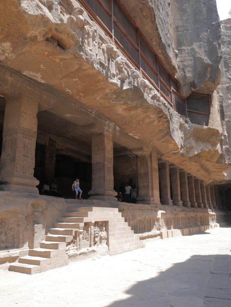 Ellora Cave Inde