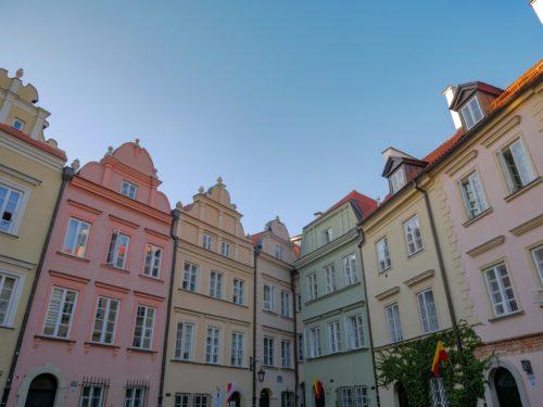 Pologne Varsovie Architecture batiments
