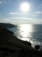 The Lizard, Cornwall, we've spent a few Christmas' here