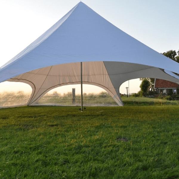 tente étoile réception location