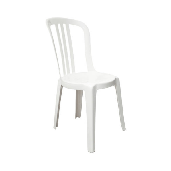 Chaise plastique bistrot location