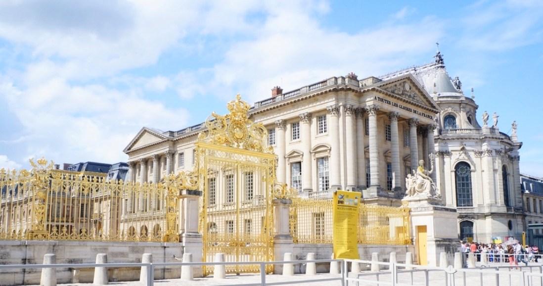 凡爾賽宮攻略