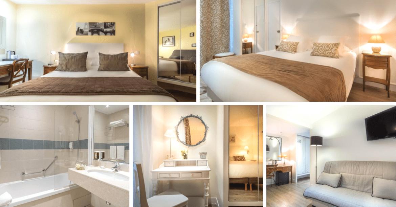 Arcadie Montparnasse(阿爾卡迪巴納斯峰酒店)