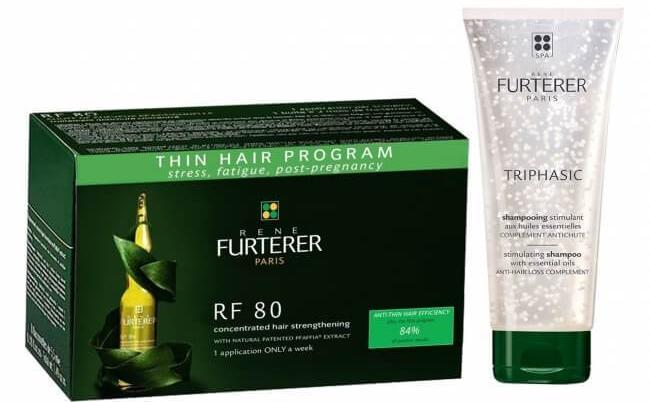 TRIPHASIC三項森髮 洗髮乳: RF80養髮能量精華
