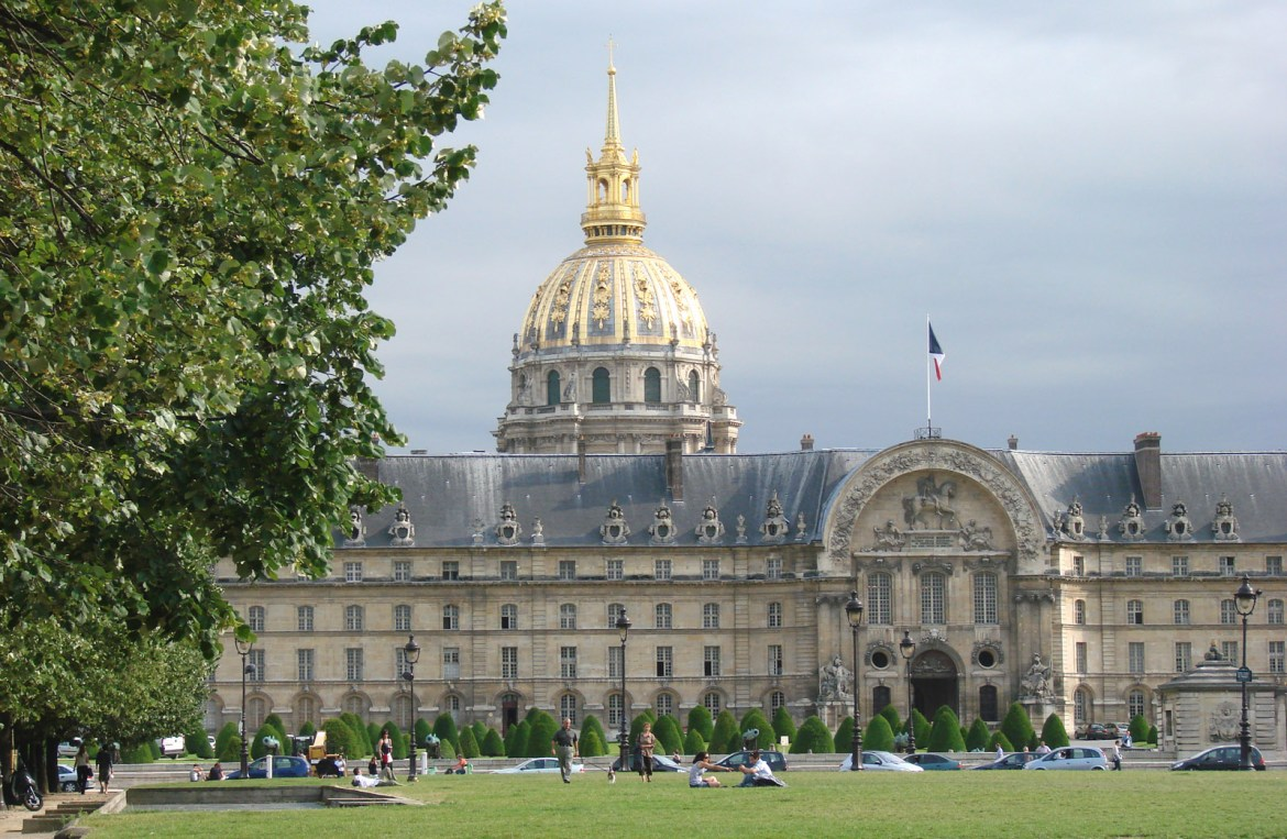 Les Invalides (Paris) 巴黎榮軍院