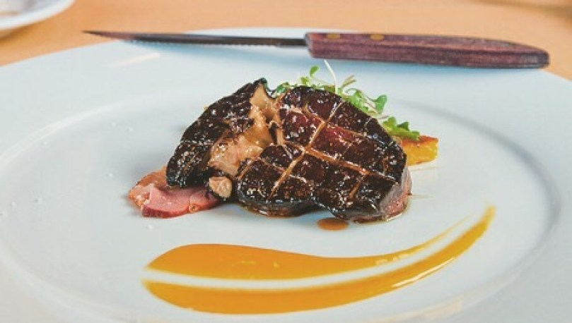 : 鴨肝醬 Foie gras