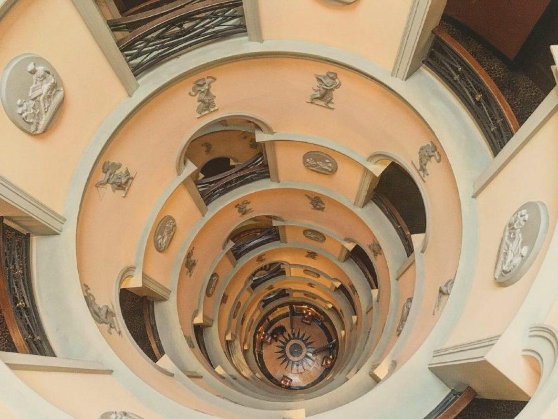 巴黎五星飯店 l'hotel飯店建築