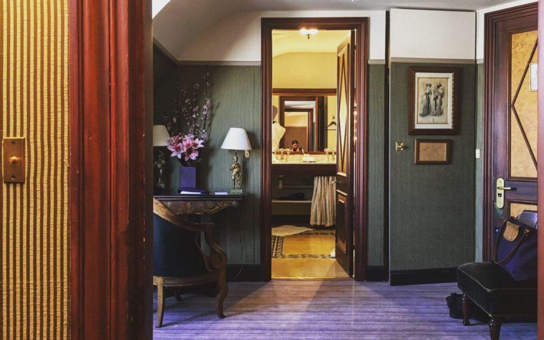 巴黎五星飯店 l'hotel 房間