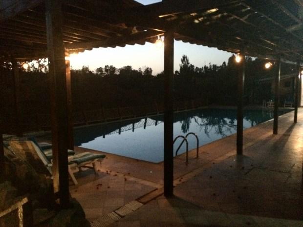 Kuriftu Resort Debre Zeit Pool