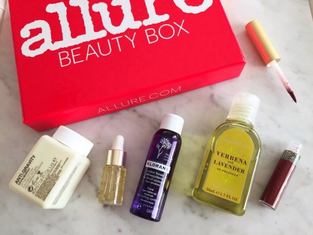 November Allure The Beauty Box