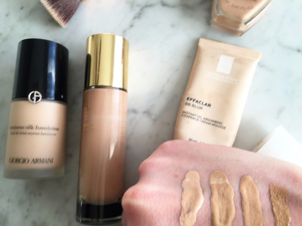 The best high end mid range and drugstore foundations