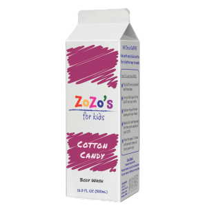 ZoZo's Cotton Candy Body Wash