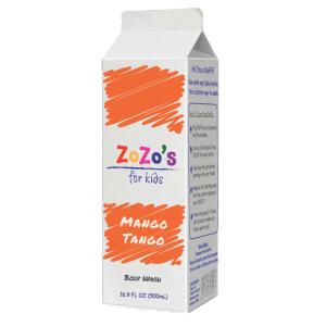 ZoZo's Mango Tango Body Wash