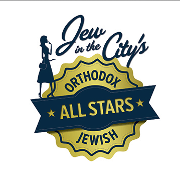 Announcing Jew in the City's 2013 Orthodox Jewish All Stars