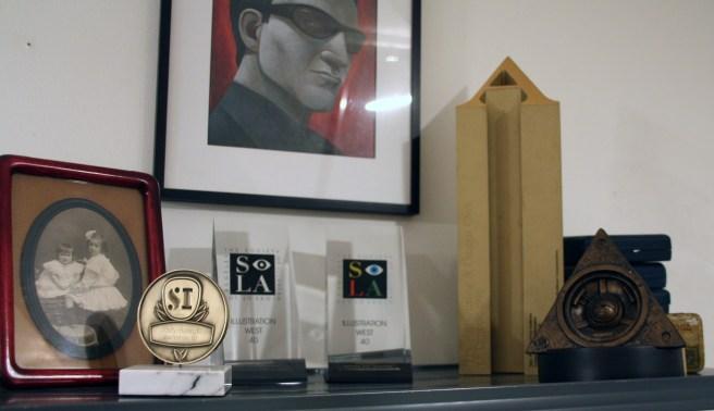 Jody's awards