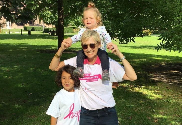 Breast Cancer Charity Walk Oulahen Team Toronto