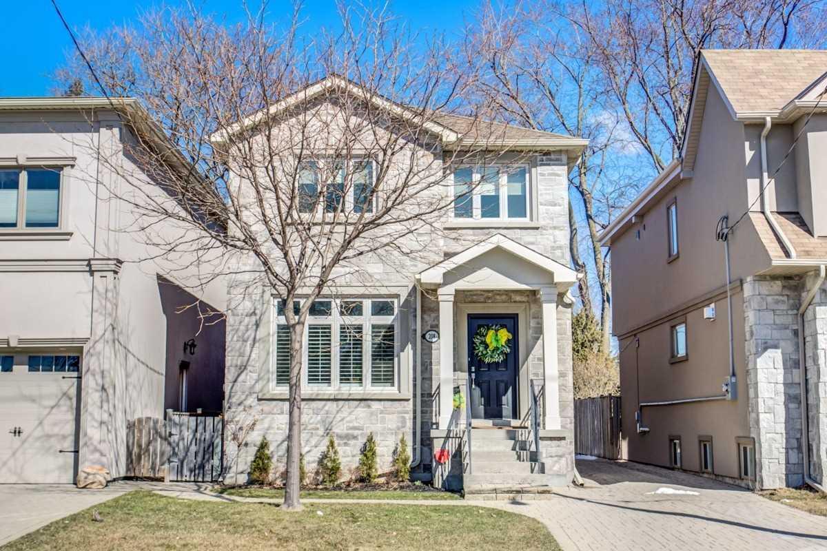 208 Glenwood Cres - toronto real estate