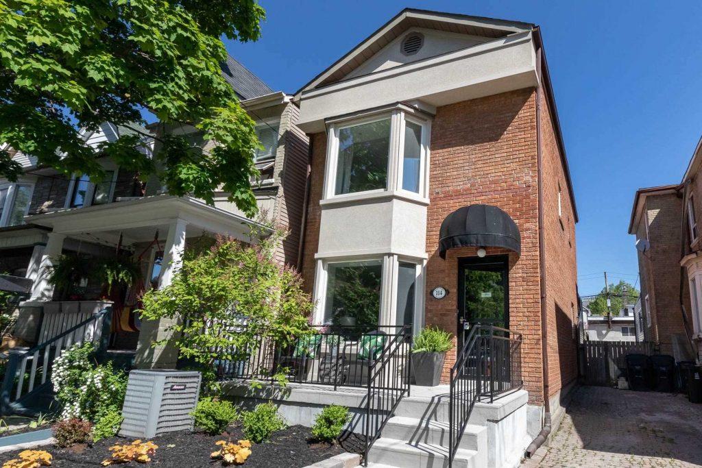114 Harcourt Ave - toronto real estate