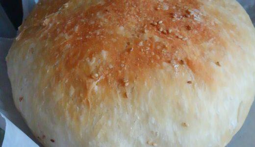 雨の日・休日は子供と家で「こねないパンを焼こう」!