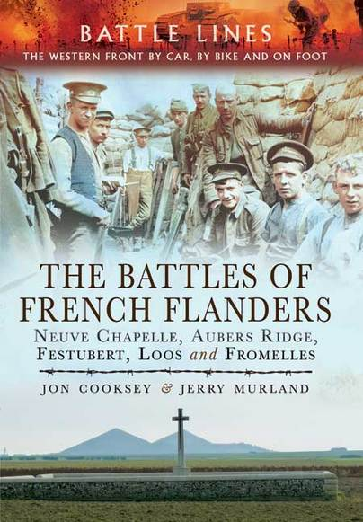 Battles of the French Flanders is available from Pen & Sword Books
